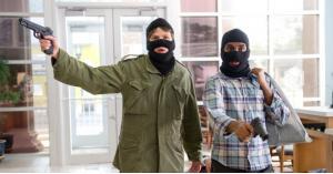 القبض على ساطي فرع احد البنوك في عمان