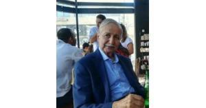 وفاة الوزير ابو الغنم