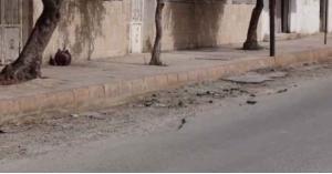 شكاوى من مستخدمي شارع الثلاثين في إربد
