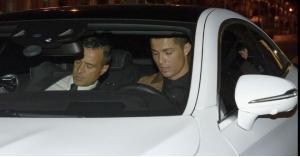 رونالدو يرفض الدخول الى المحكمة سيرا على الأقدام
