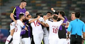 قطر تطيح بكوريا الجنوبية وتتأهل لنصف نهائي آسيا لأول مرة