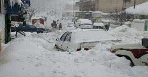 موجة برد قاتلة في تونس والجزائر