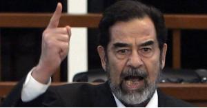 صدام حسين ورسالته لابنته أثناء تواجده بالسجن