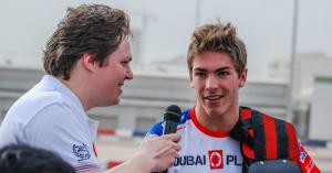 الأردن تحل ثانيا في سباق دبي