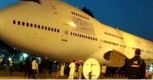 خبر طائرة الفجيرة يزعج السلطات الاماراتية