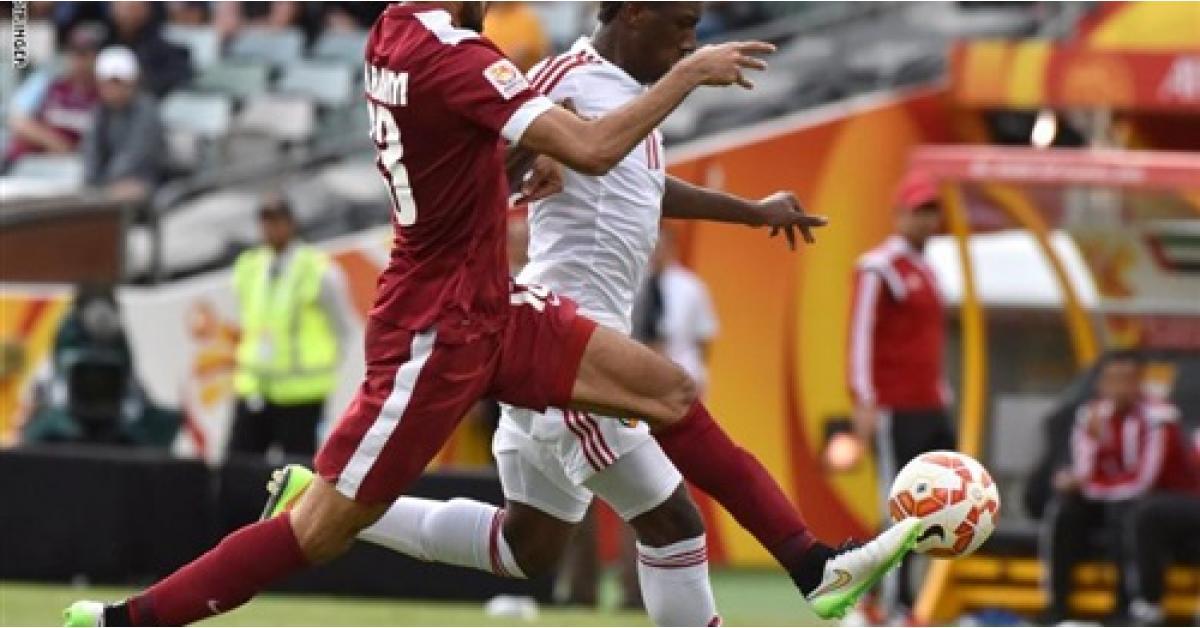 موعد مباراة قطر والامارات والقنوات الناقلة
