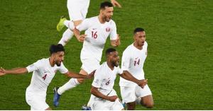 قطر 4 - 0 الإمارات.. بث مباشر