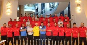 حكام الكرة الأردنية ينهون معسكرهم في تركيا
