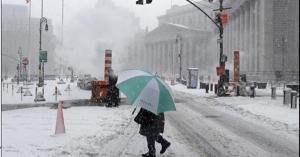 الثلوج تقتل الأمريكيين
