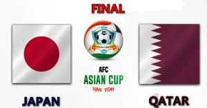 مباراة قطر واليابان بث مباشر