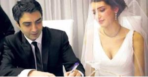 """""""مراد علمدار"""" يطلق زوجته"""