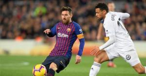 برشلونة يتفادى الخسارة أمام فالنسيا ويعزز صدارته