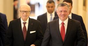 الملك يزور تونس اليوم