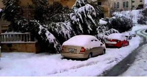 فرص احتمالية تساقط الثلوج في شهر الحالي