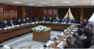 جلسة تشاورية حول قانون حماية اللغة العربية