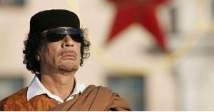 معمر القذافي على قيد الحياة..!