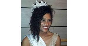 ملكة جمال الجزائر تثير الجمهور بتغيير شكلها