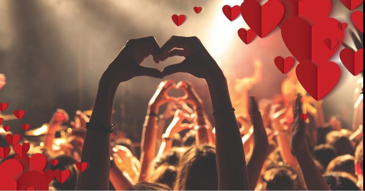 حفلات عيد الحب 2019 في الأردن