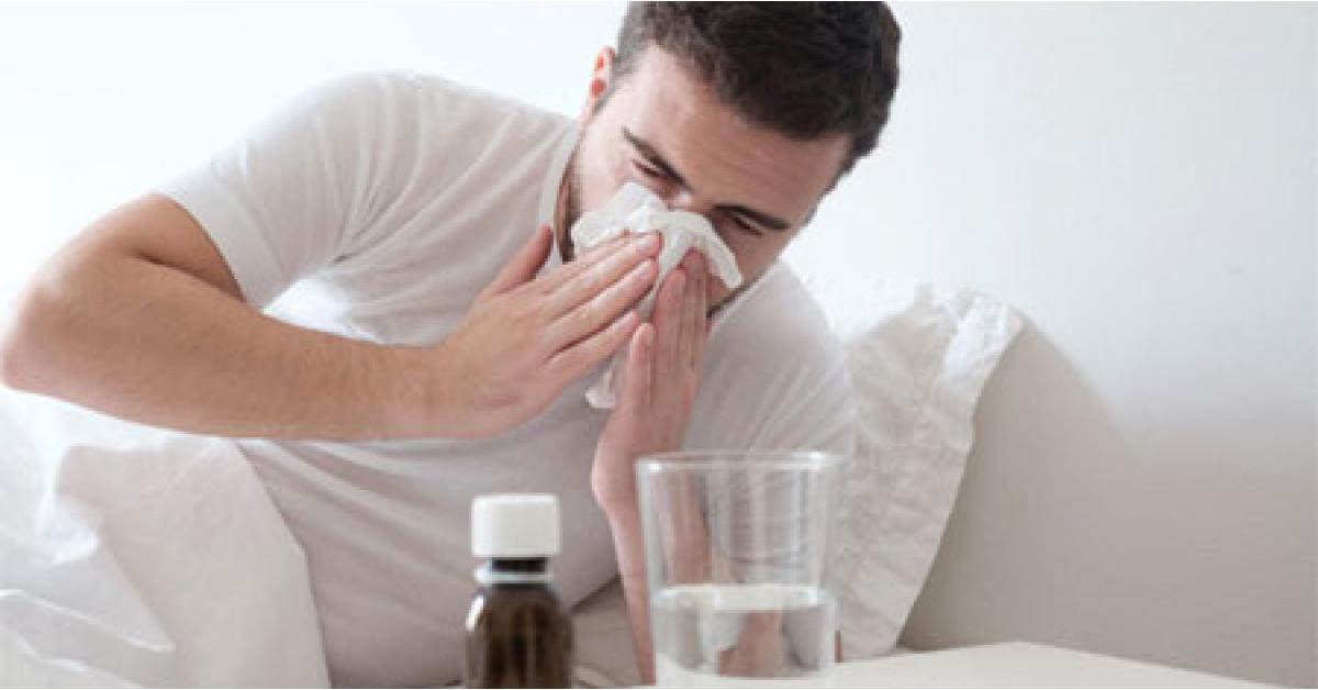 الفرق بين الإنفلونزا ونزلة البرد