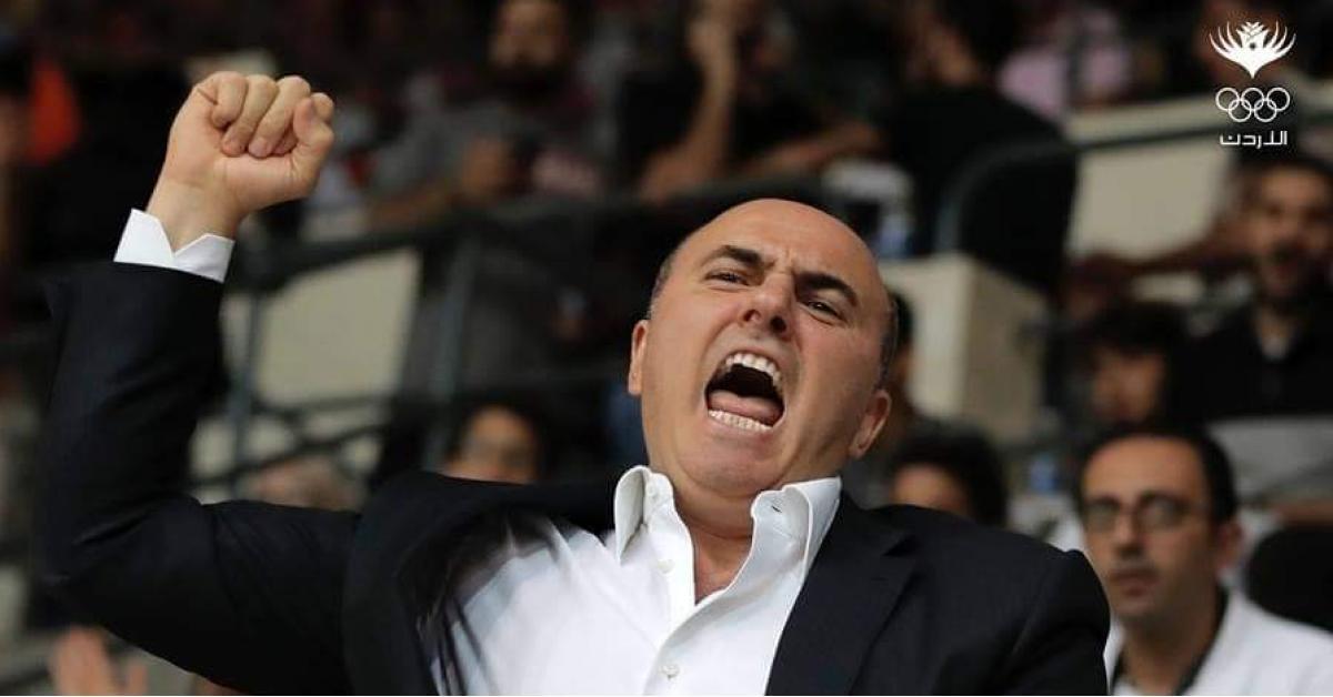 عليان رئيساً لاتحاد غرب آسيا لكرة السلة (صور)