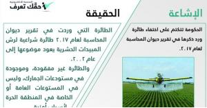 العثور على الطائرة الأردنية المفقودة