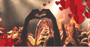 حفلات عيد الحب 2019