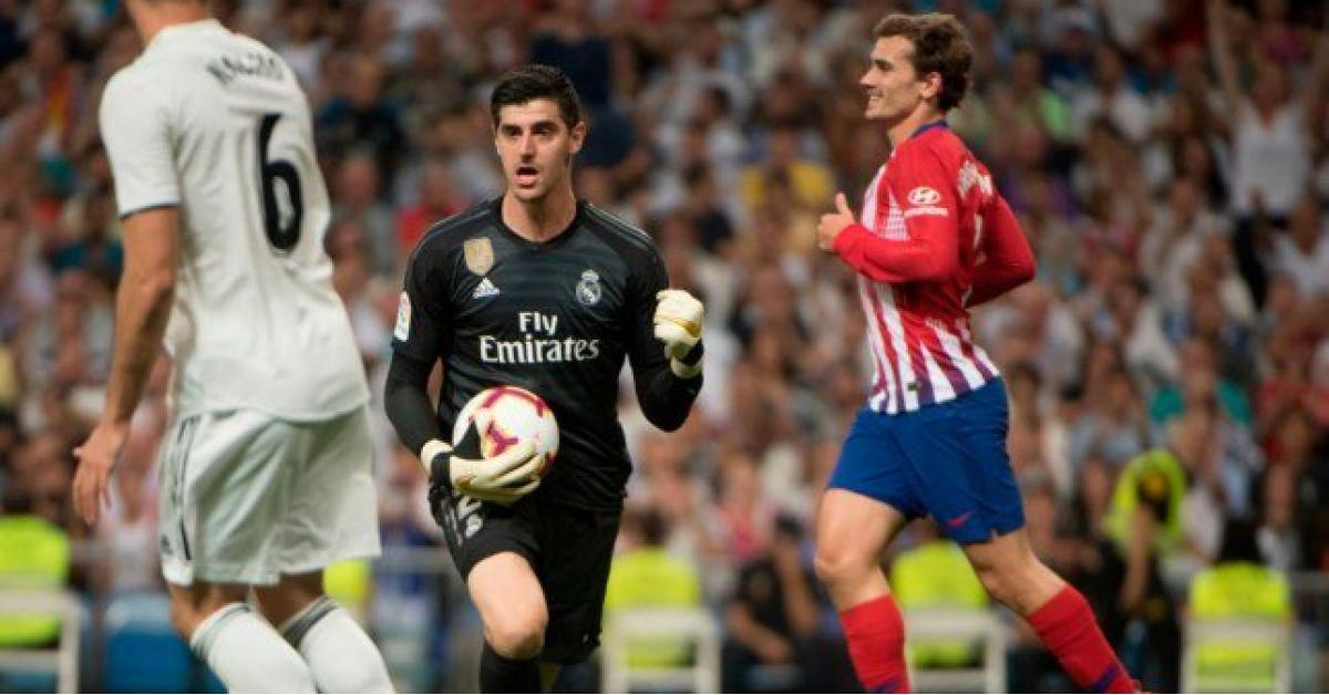 بالصور .. (الفئران) تهاجم حارس ريال مدريد
