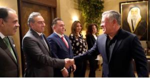 """المعايطة لـ""""سما الأردن"""": أجواء لقاء جلالة الملك إيجابية وصريحة"""