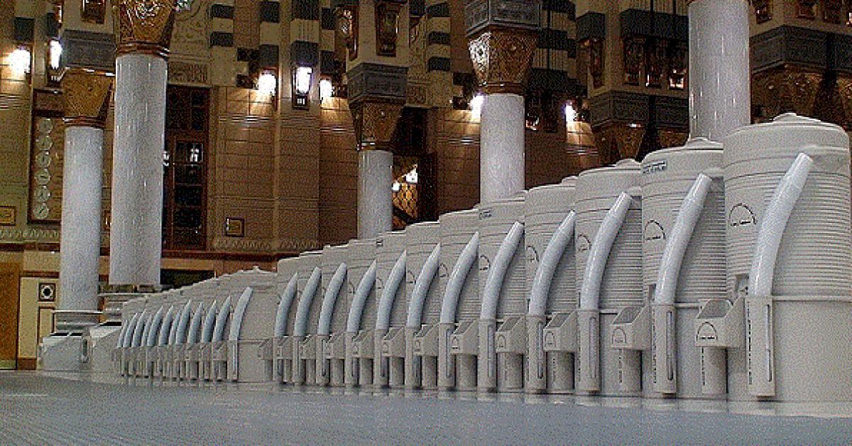 بعد الجدل على ماء زمزم السعودية ترد