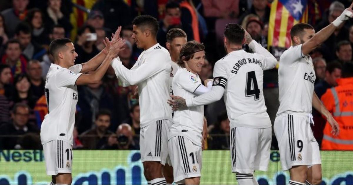 ريال مدريد يبحث عن تثبيت اقدامه في بطولته المفضلة