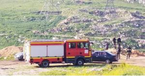 مصدر مسؤول: الانفجارات في السلط ناجمة عن انفجار الألغام قديمة