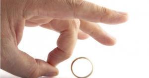 أسرع إنفصال في العالم بعد 3 دقائق من الزواج