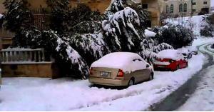 هل تتساقط الثلوج اليوم؟