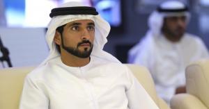 الشيخ حمدان يحلق في السماء.. فيديو