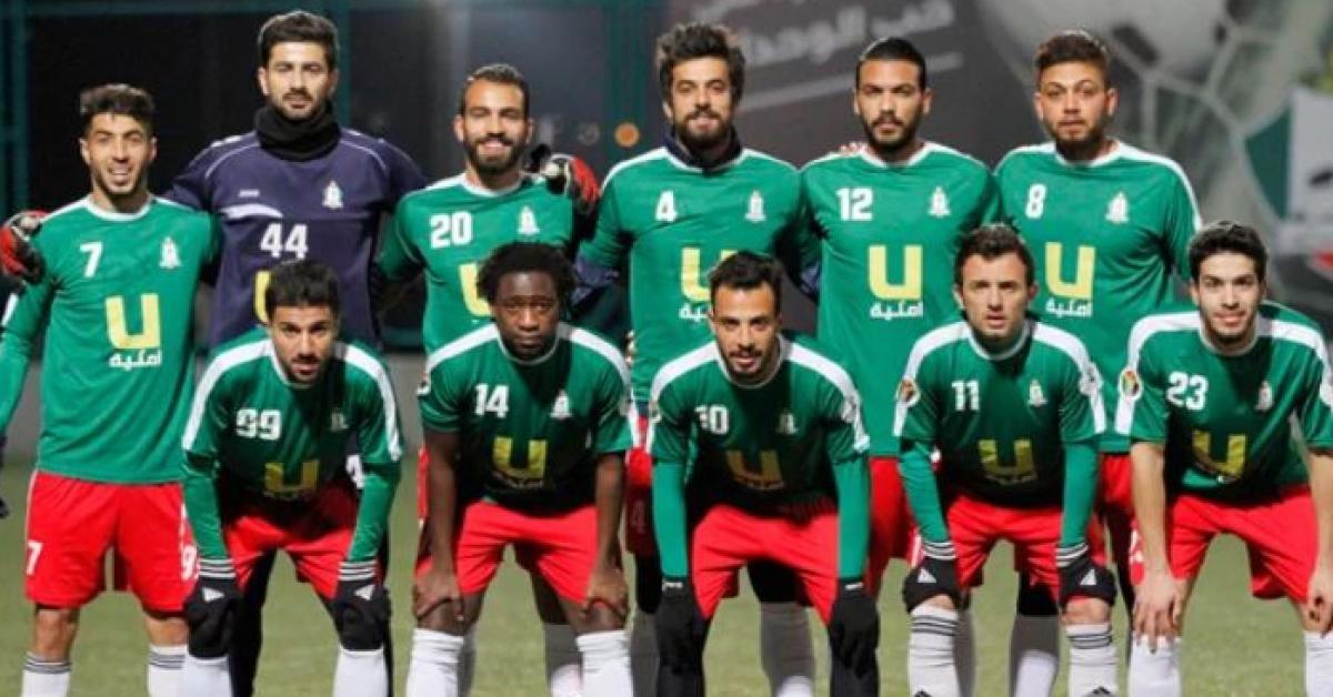نتيجة مباراة الوحدات والحسين اربد اليوم