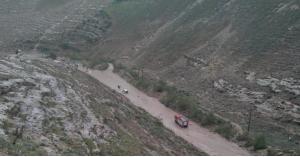 إربد.. طريق وادي الغفر مغلق بسبب مياه الأمطار