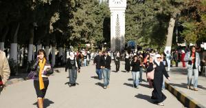 قبول 8160 طالباً وطالبة بالجامعات الرسمية