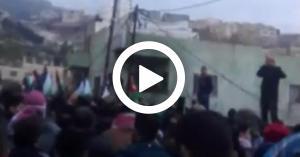 اطلاق نار كثيف في عجلون عقب جنازة الزغول.. فيديو