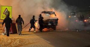 انتحاري يفجر نفسه في حي الأزهر ومقتل 3 اشخاص (صور)