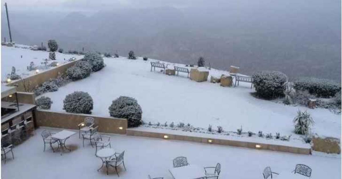 الثلوج في الأردن... فرصة قائمة حتى نهاية الشهر