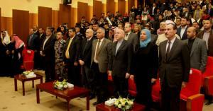 الجامعة الأمريكية في مادبا تحتفل بميلاد الملك