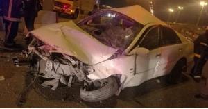وفاة أردني بحادث مروع
