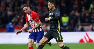بالصور: أتلتيكو مدريد يصعق يوفنتوس بثنائية