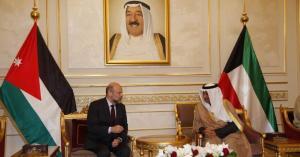 ماذا قال رئيس الوزراء الكويتي عن الأردن؟