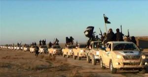 ماذا فعل الاردنيون عندما شاهدوا قافلة لداعش على طريق المطار