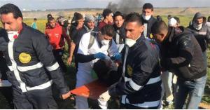 عودة شهيد فلسطيني إلى الحياة