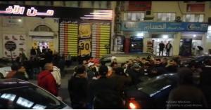 مواطنون يفشلون محاولة سطو مسلح على محل في طبربور.. فيديو