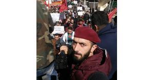 اعتقال صحفي أردني في سوريا