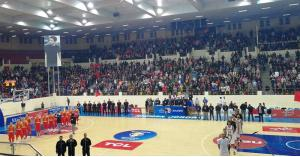مباراة الاردن والصين كرة السلة