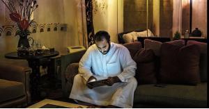 نظرة خاطفة داخل جناح بن سلمان الفاخر بالهند..صور